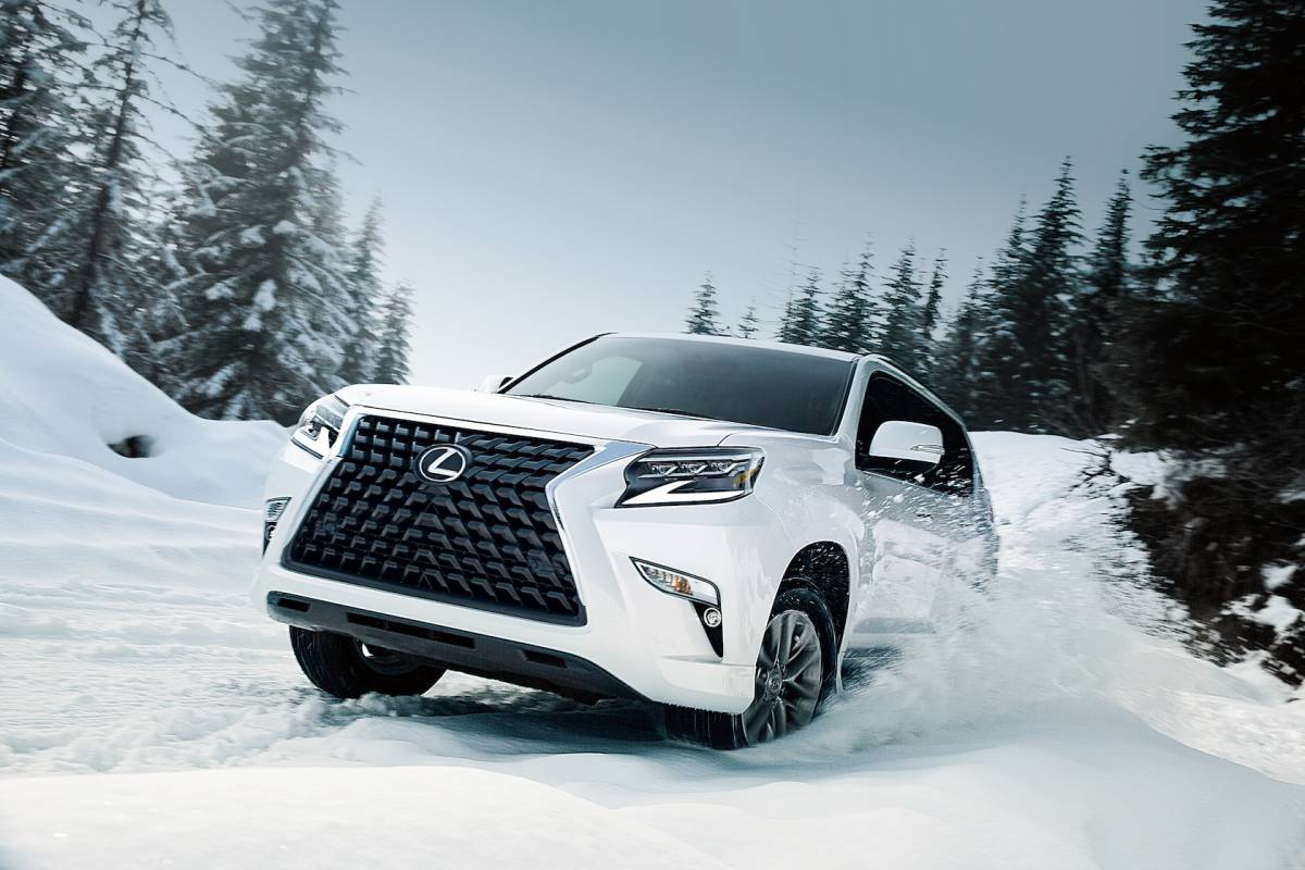 2020 Lexus GX 460 three-row SUV adds bolder grille and ...