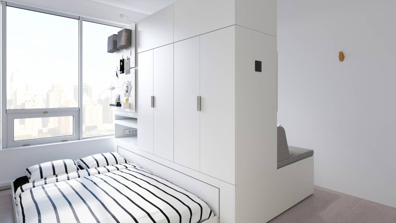 IKEA ROGNAN robotic furniture promises cheaper tiny homes