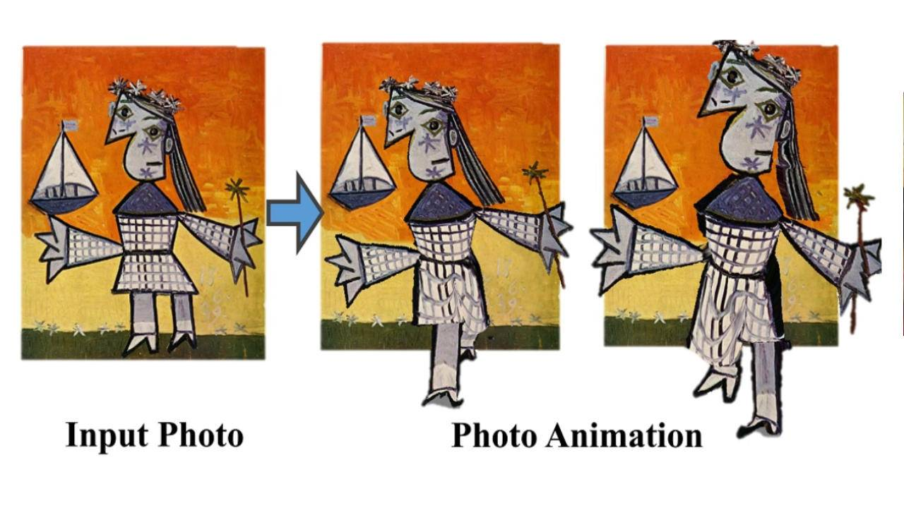 Photo Wake-Up AI creates 'living' 3D models from still images