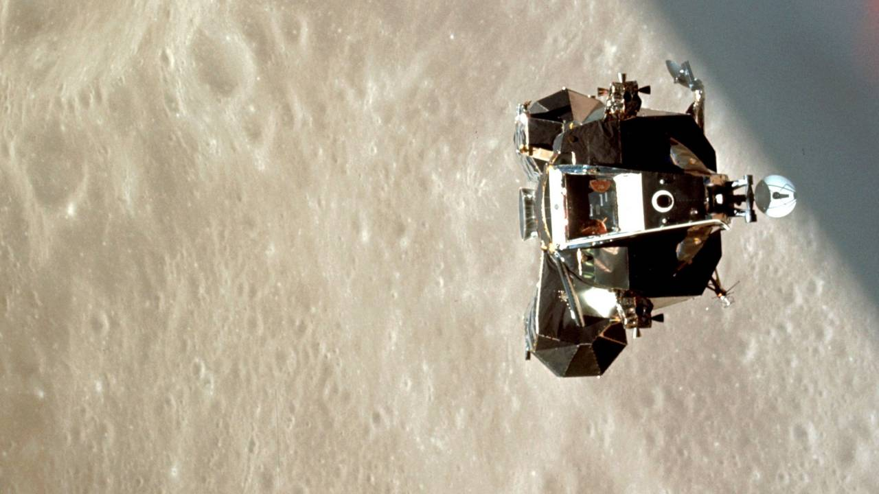 """NASA's long lost Apollo 10 """"Snoopy"""" lunar module may have been found"""