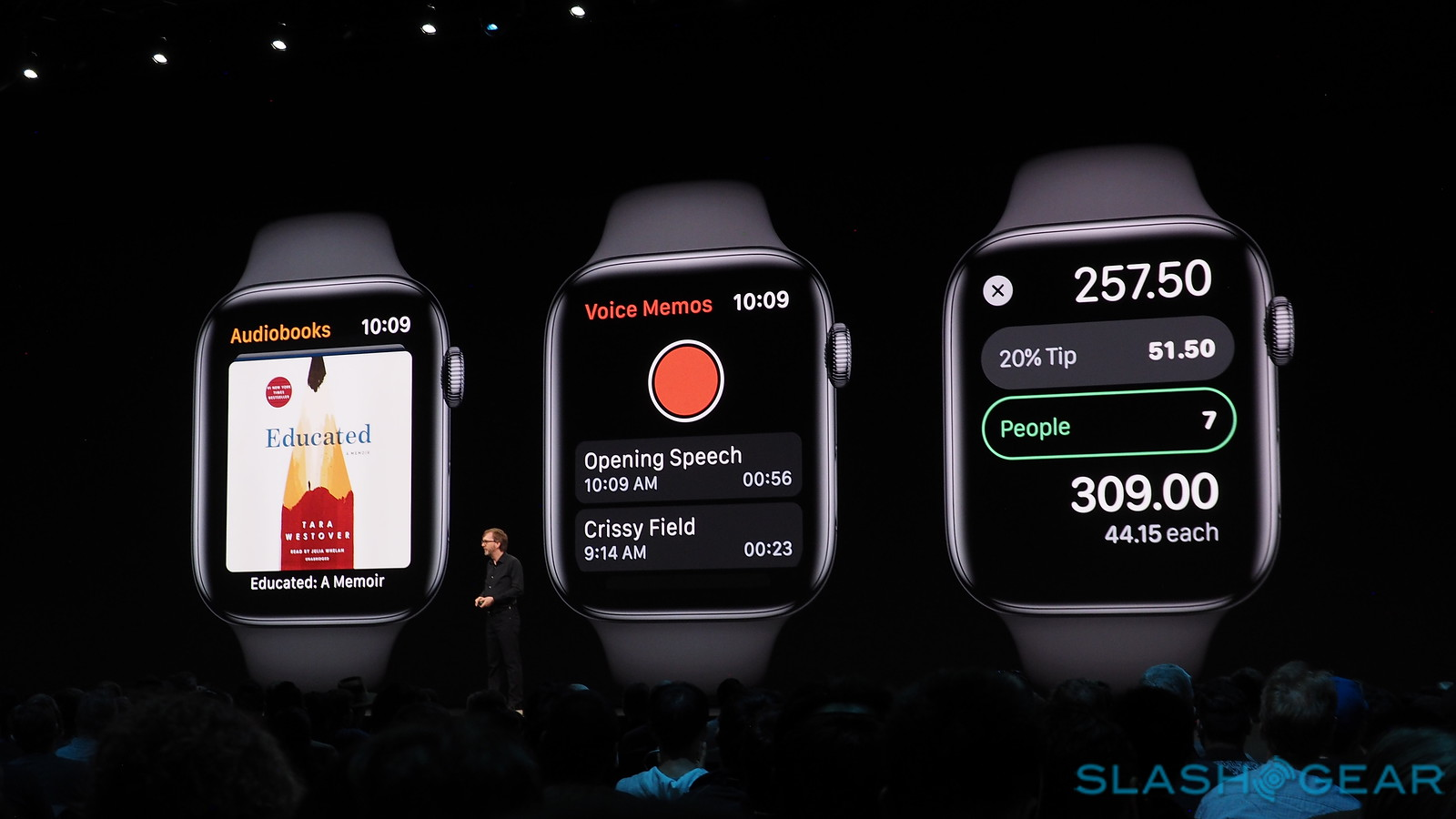 Apple Watch gets new faces, Apple apps in watchOS 6 - SlashGear