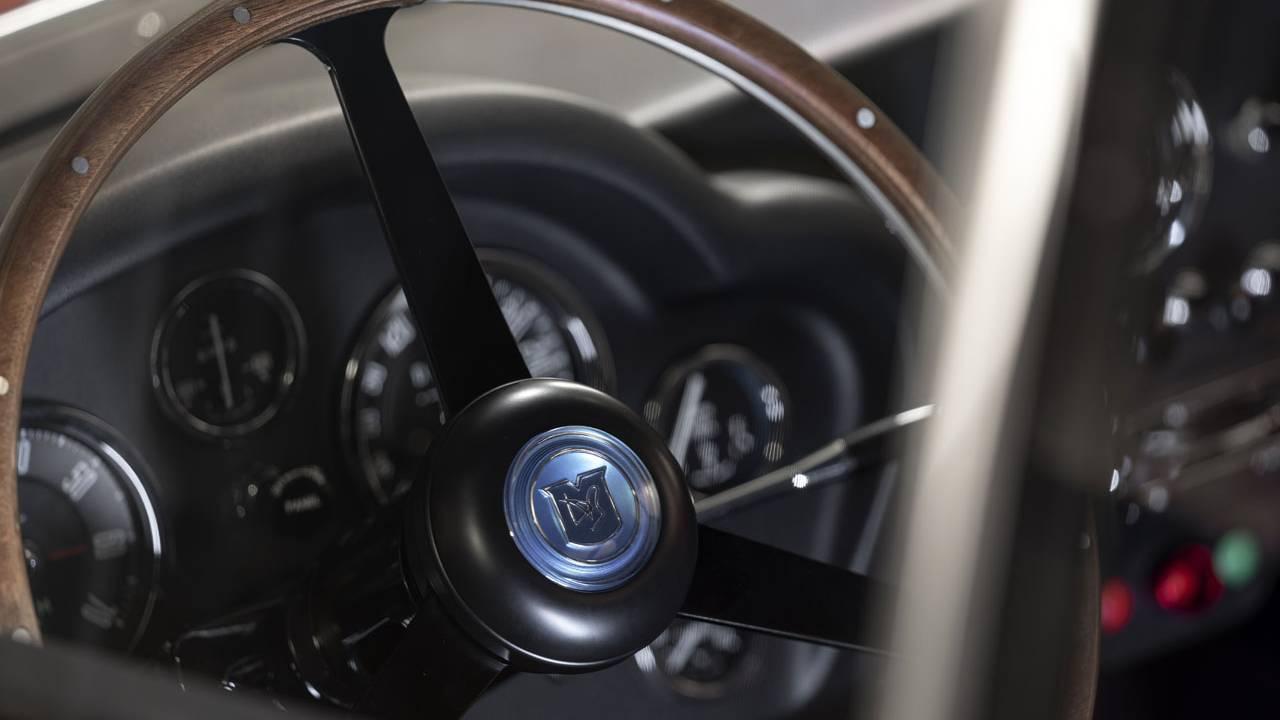 Aston Martin DB4 GT Zagato Continuation cars cost £6m each