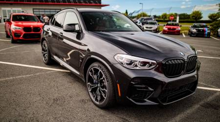 2020 BMW X3 M and X4 M Competition First Drive: SUVs evolved