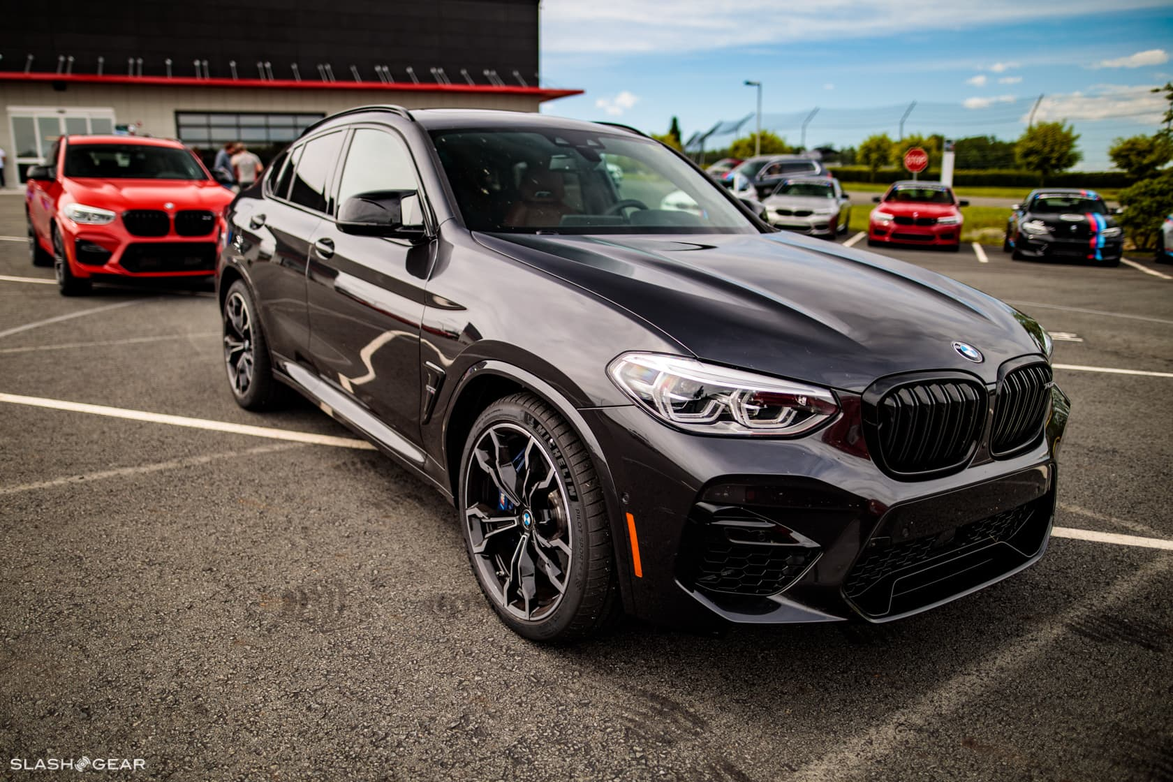 2020 Bmw X3 M And X4 M Competition First Drive Suvs