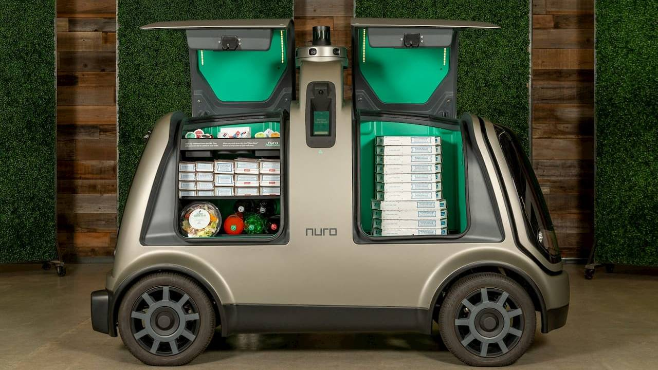 Domino's is about to unleash autonomous pizza delivery