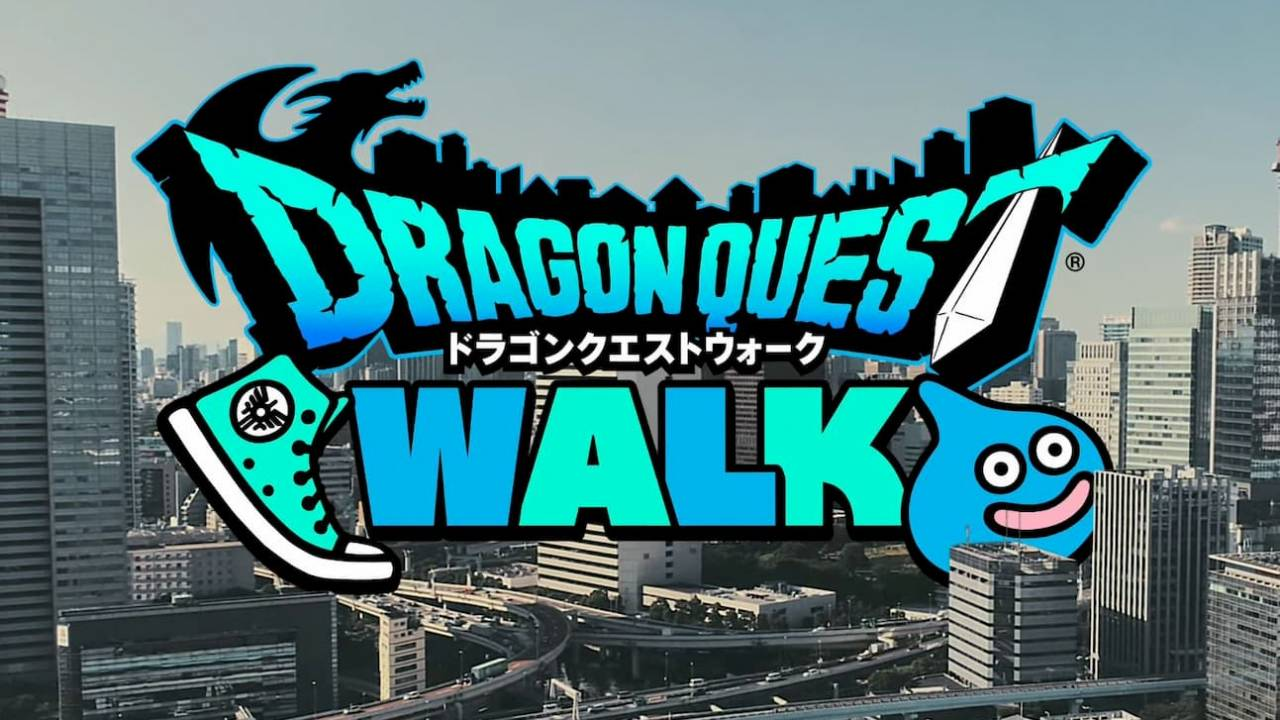 Dragon Quest Walk is Square Enix's AR answer to Pokemon GO