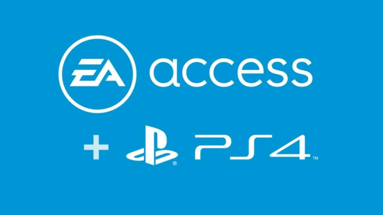 EA Access launches on PlayStation 4 in July