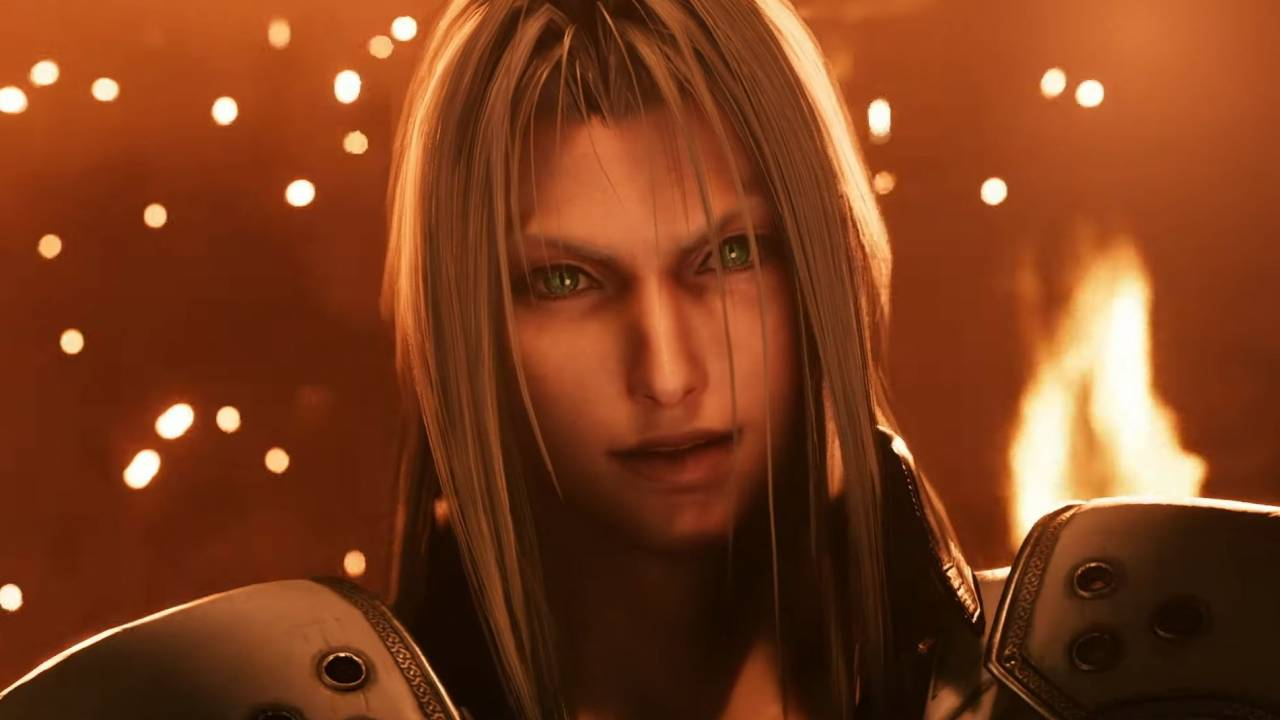 Final Fantasy VII remake gets an extended trailer for E3 2019