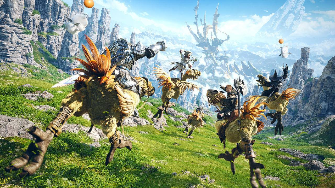 Final Fantasy XIV is getting a live-action TV series