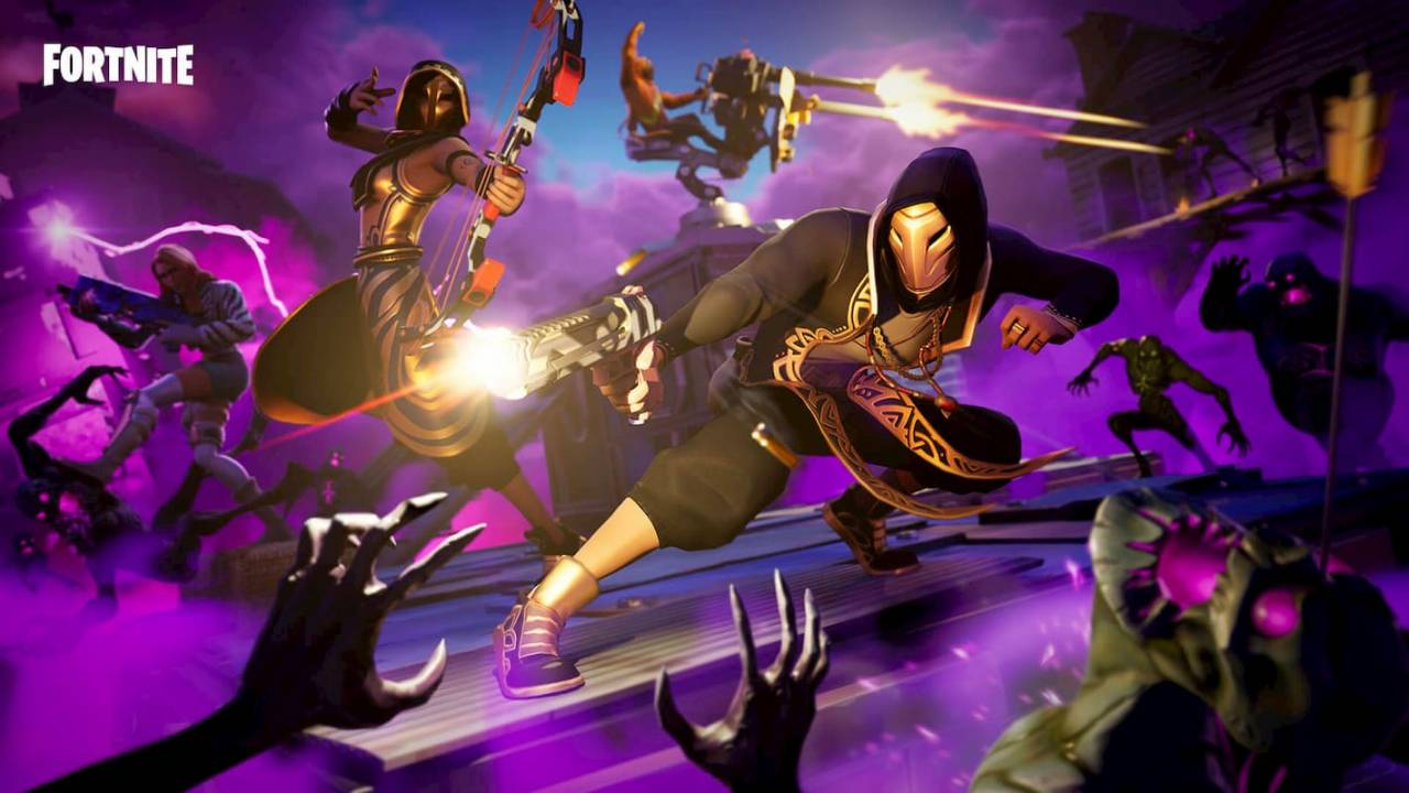Fortnite v9.21 patch notes detail Proximity Grenade Launcher, Horde Rush LTM