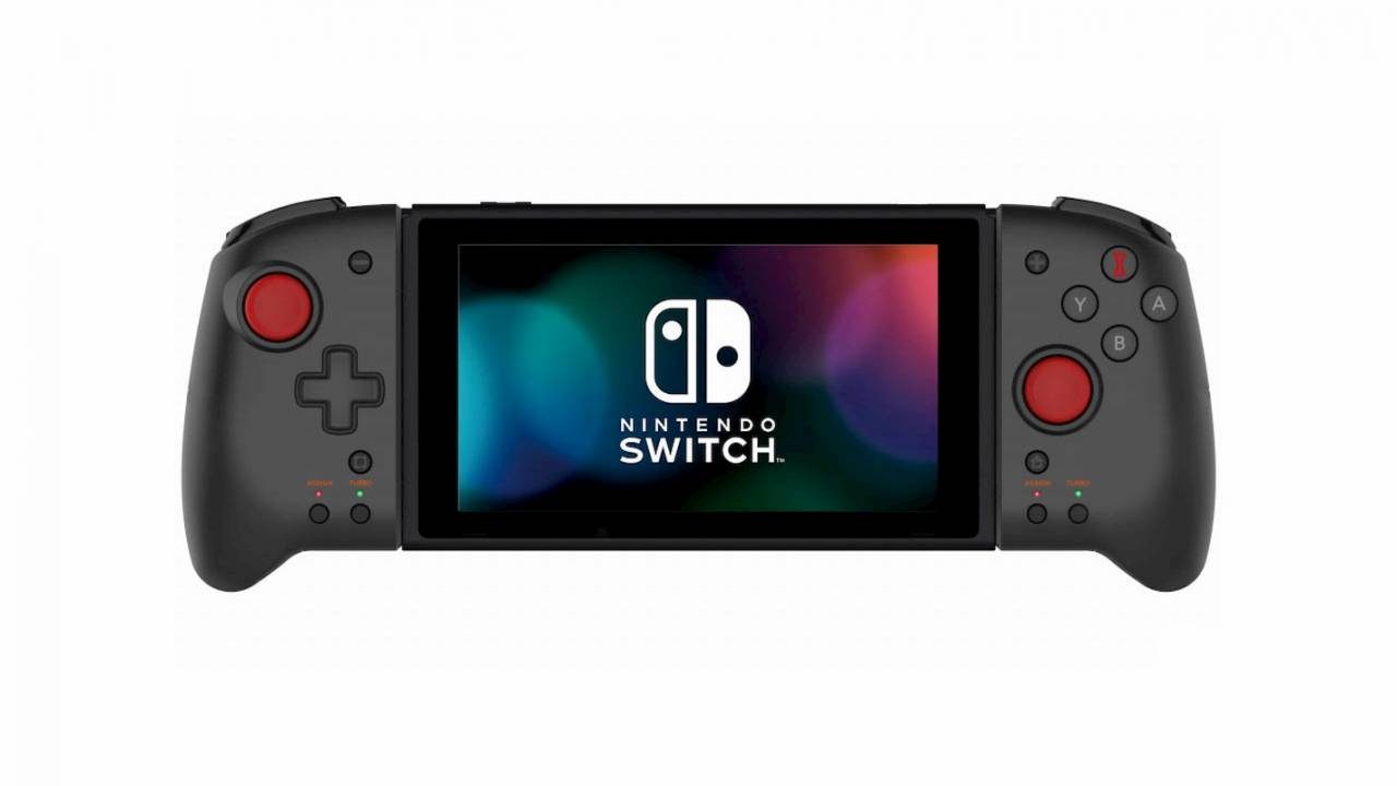 HORI's Nintendo Switch Grip Controller is coming to the US