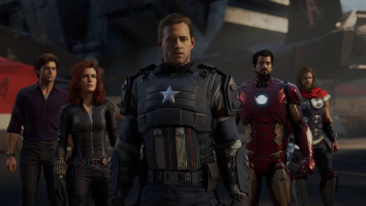 Marvel's Avengers release date revealed alongside first trailer