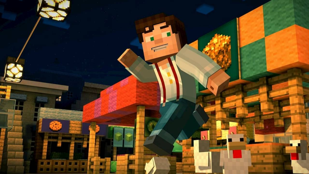 Minecraft: Story Mode episodes get a huge Xbox 360 price hike, but for good reason