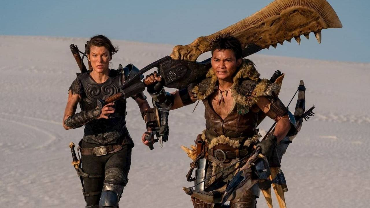 Monster Hunter movie trailer leak looks like Mad Max with dragons