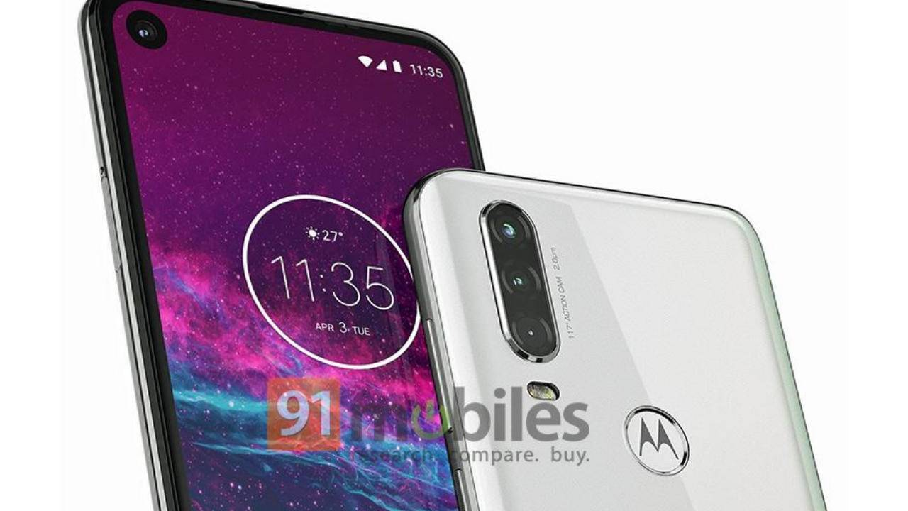 Motorola One Action looks more premium than company's flagship