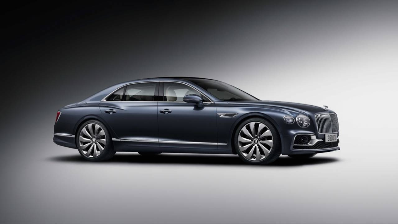 2020 Bentley Flying Spur Gallery