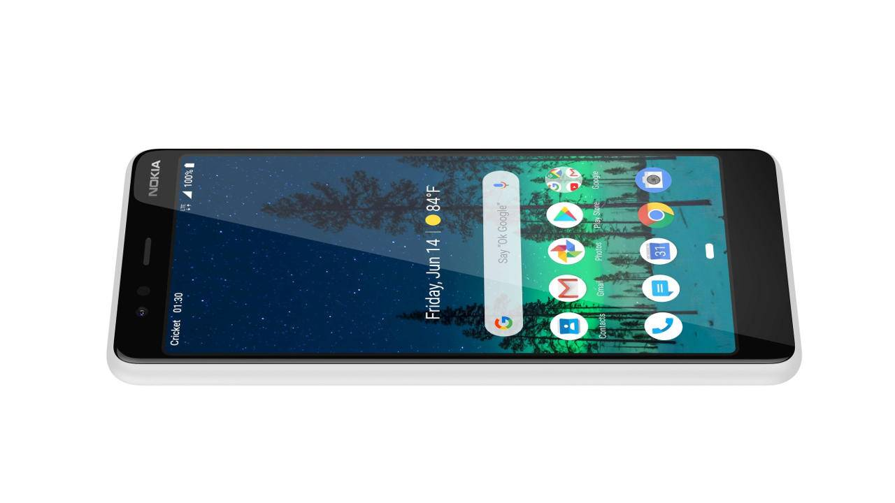 Nokia 3.1 comes to the US via special AT&T and Cricket models