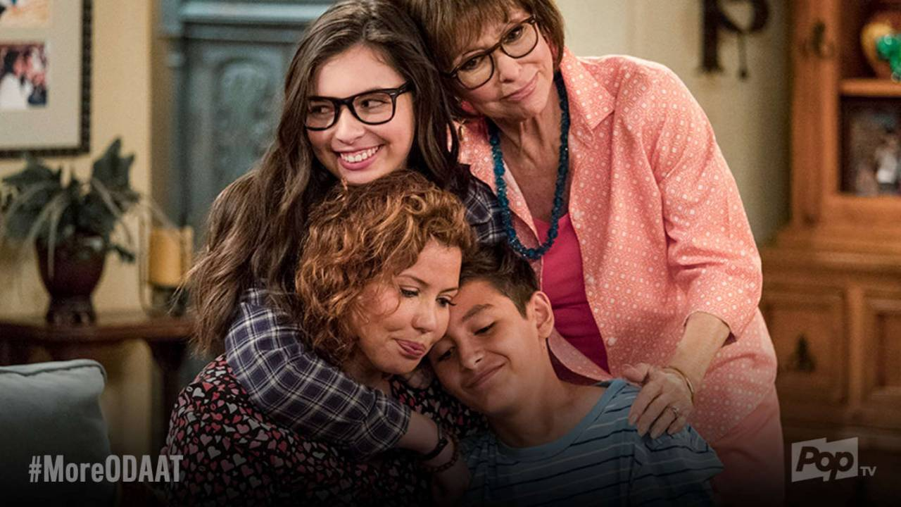 Cable network saves canceled Netflix sitcom 'One Day at a Time'