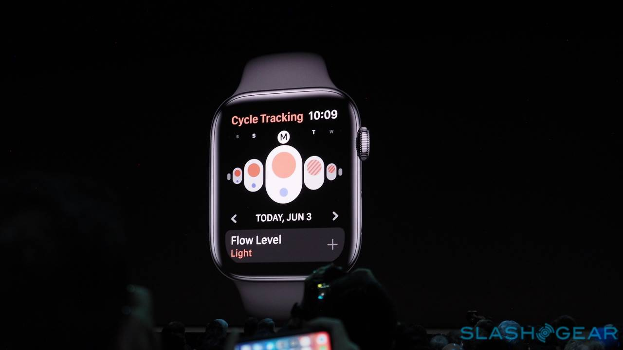 Apple watchOS update tracks menstrual cycles, at last