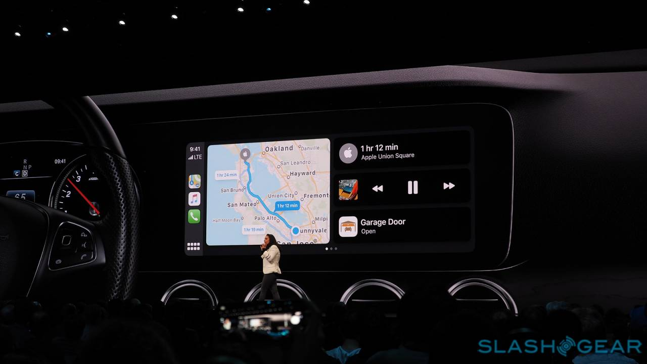 Apple Carplay Could Be Ios 13 S Most Important Update Slashgear