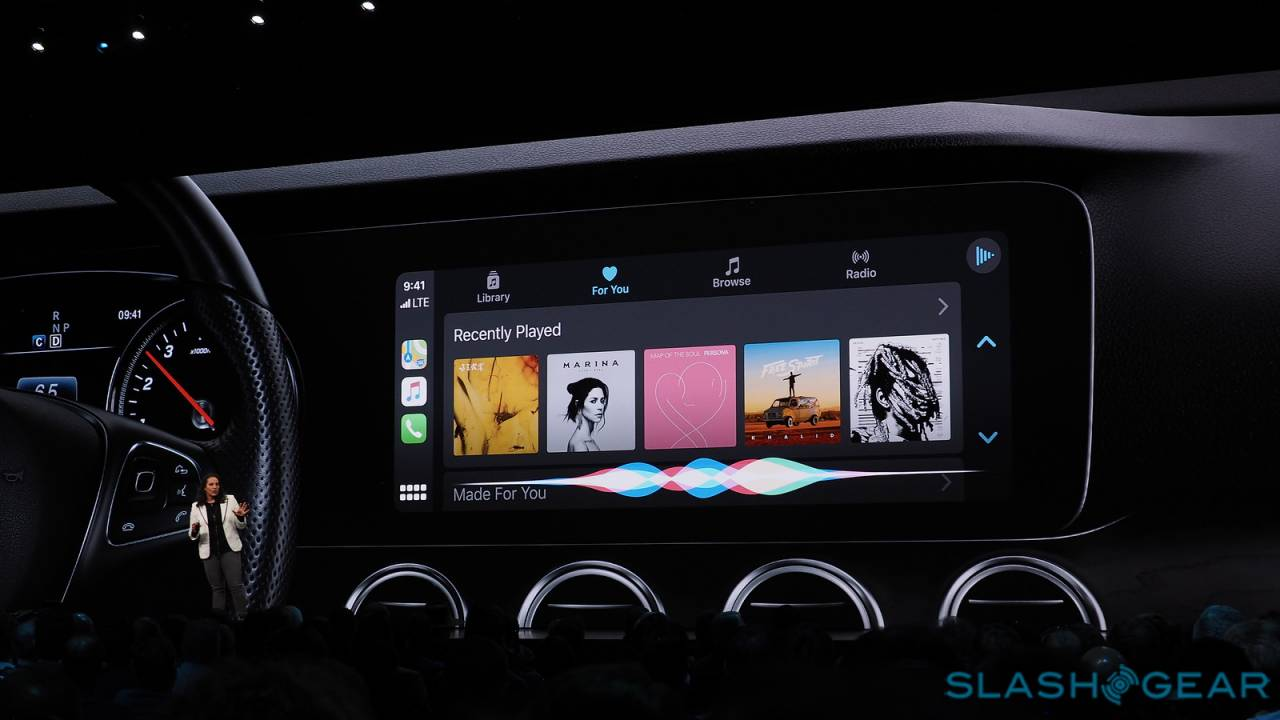 Apple CarPlay could be iOS 13's most important update