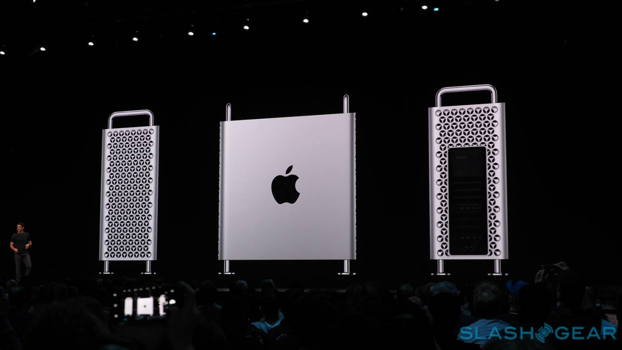 This is the new Mac Pro: Professionally modular, thermally sound