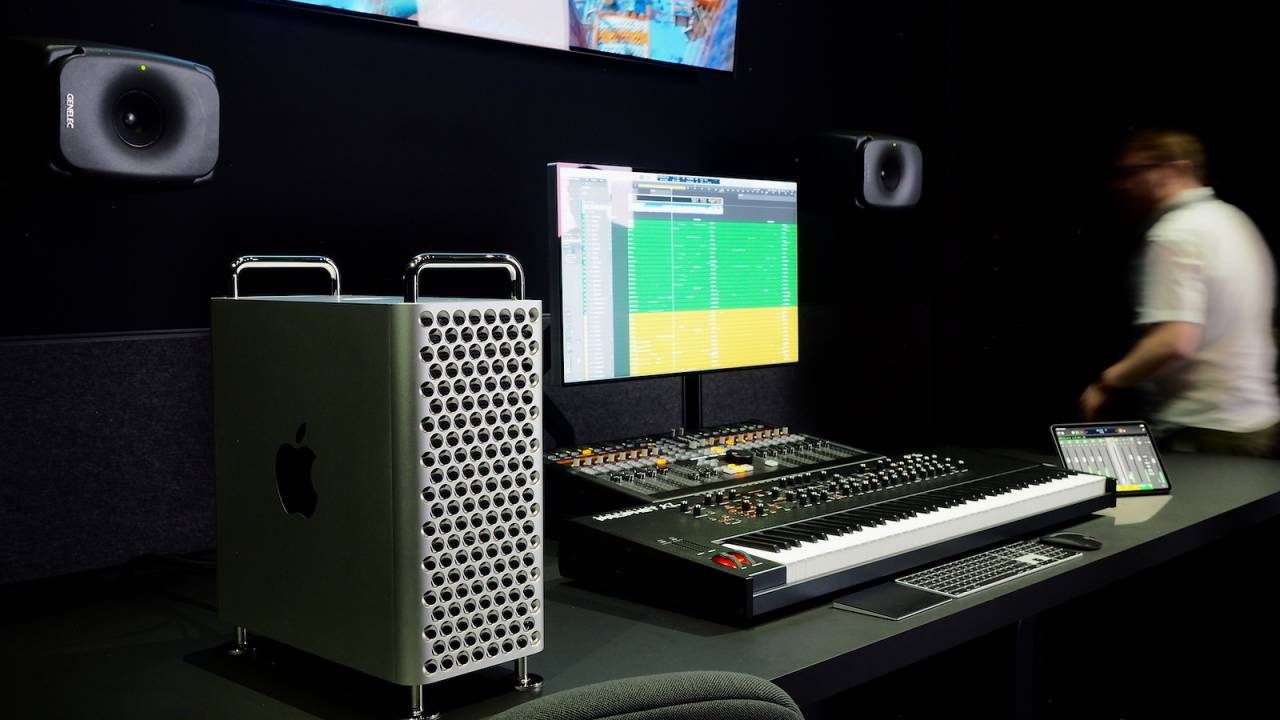 The new Mac Pro isn't even here yet, but Logic Pro X is ready
