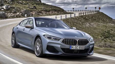 2020 BMW 8 Series Gran Coupe Gallery