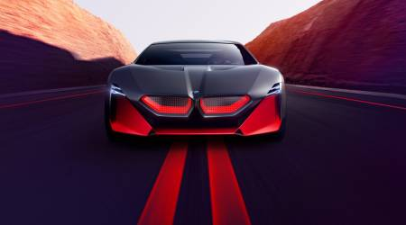 BMW Vision M NEXT Gallery
