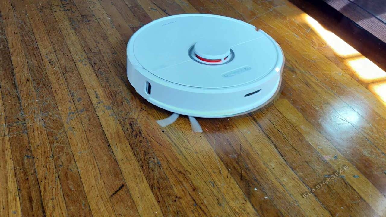 Roborock S6 Review: One-button simplicity