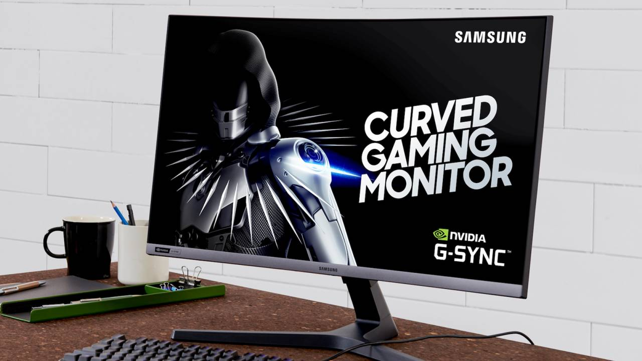 Samsung 27-inch CRG5 curved gaming monitor hits 240Hz