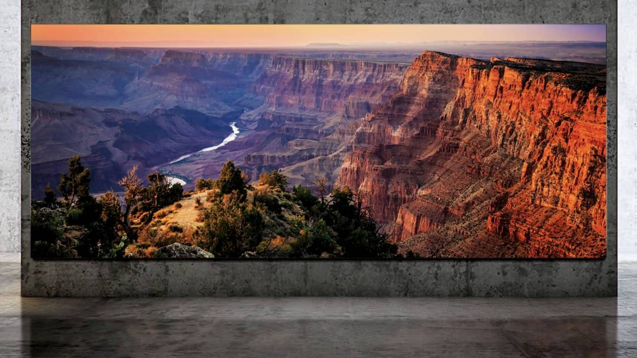 Samsung's The Wall Luxury 8K TV launches next month and you can't afford it