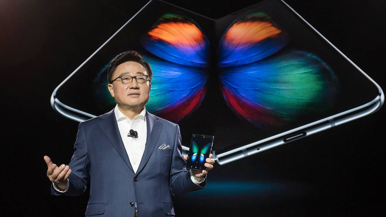 Galaxy Fold ready to launch again, Samsung exec claims