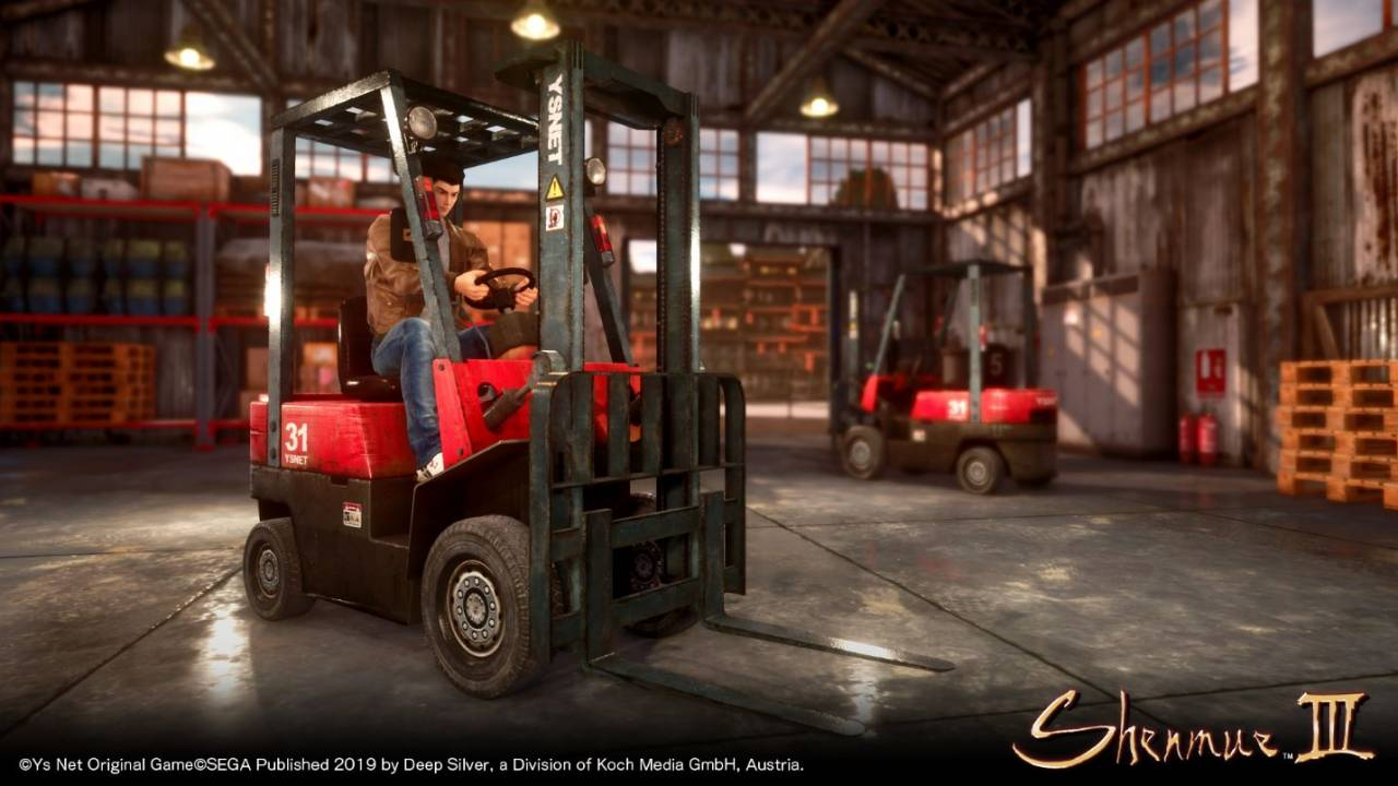 Shenmue 3 delayed again, leaving no one surprised