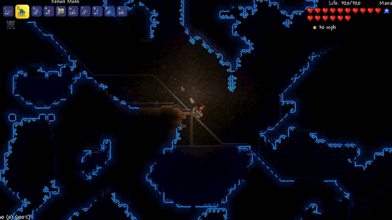 Terraria's massive Journey's End update will finish eight