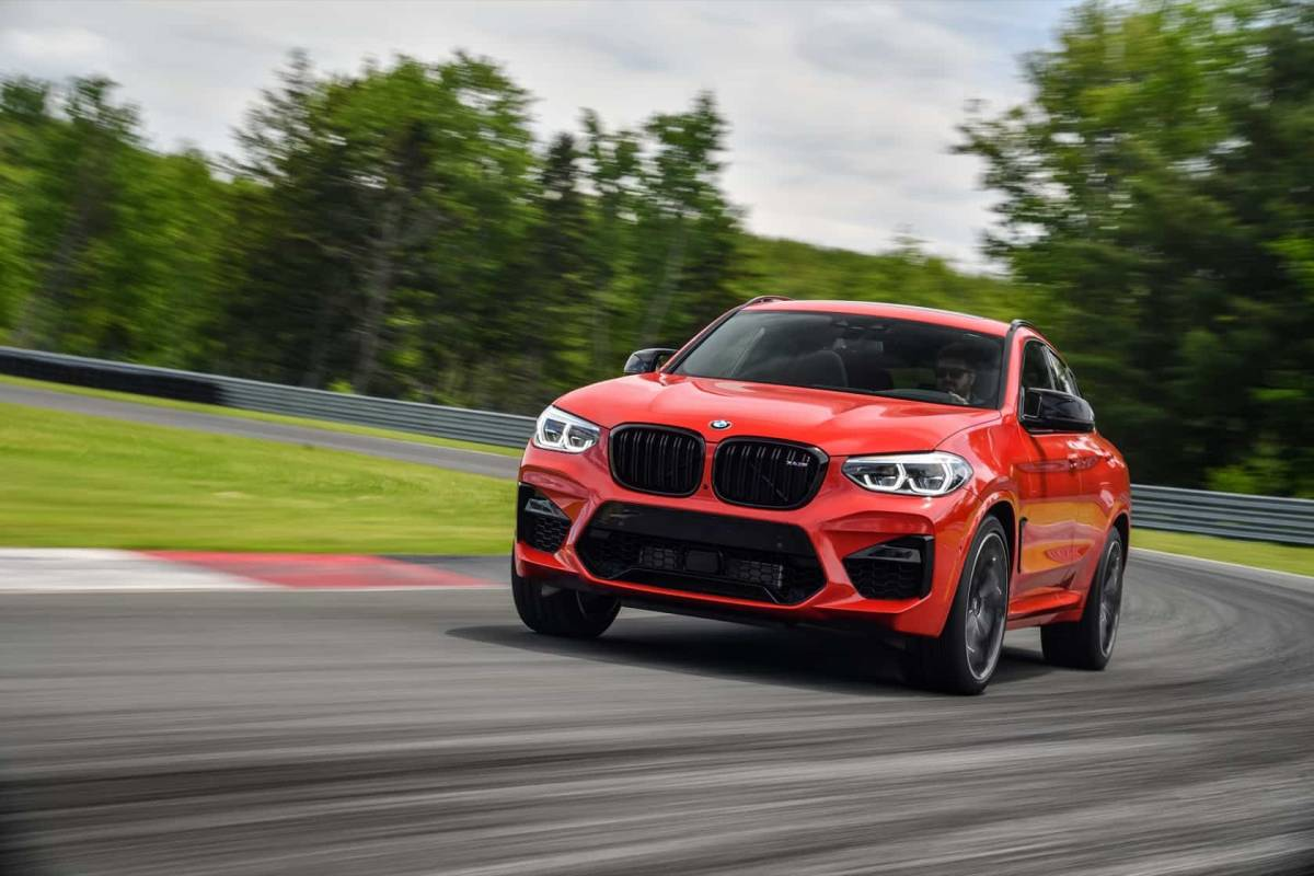 2020 BMW X3 M and X4 M Competition First Drive: SUVs evolved - SlashGear