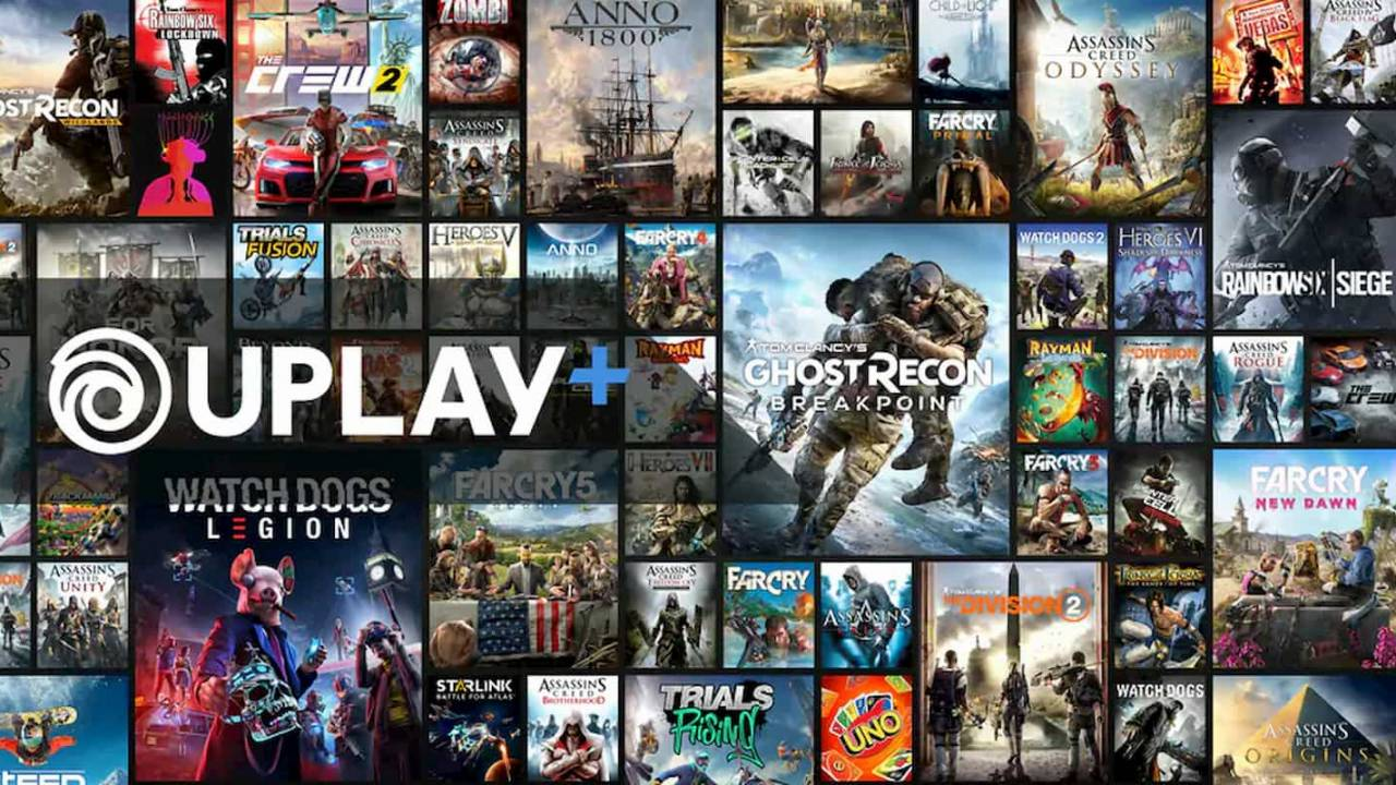 Ubisoft is launching its own subscription service called Uplay+