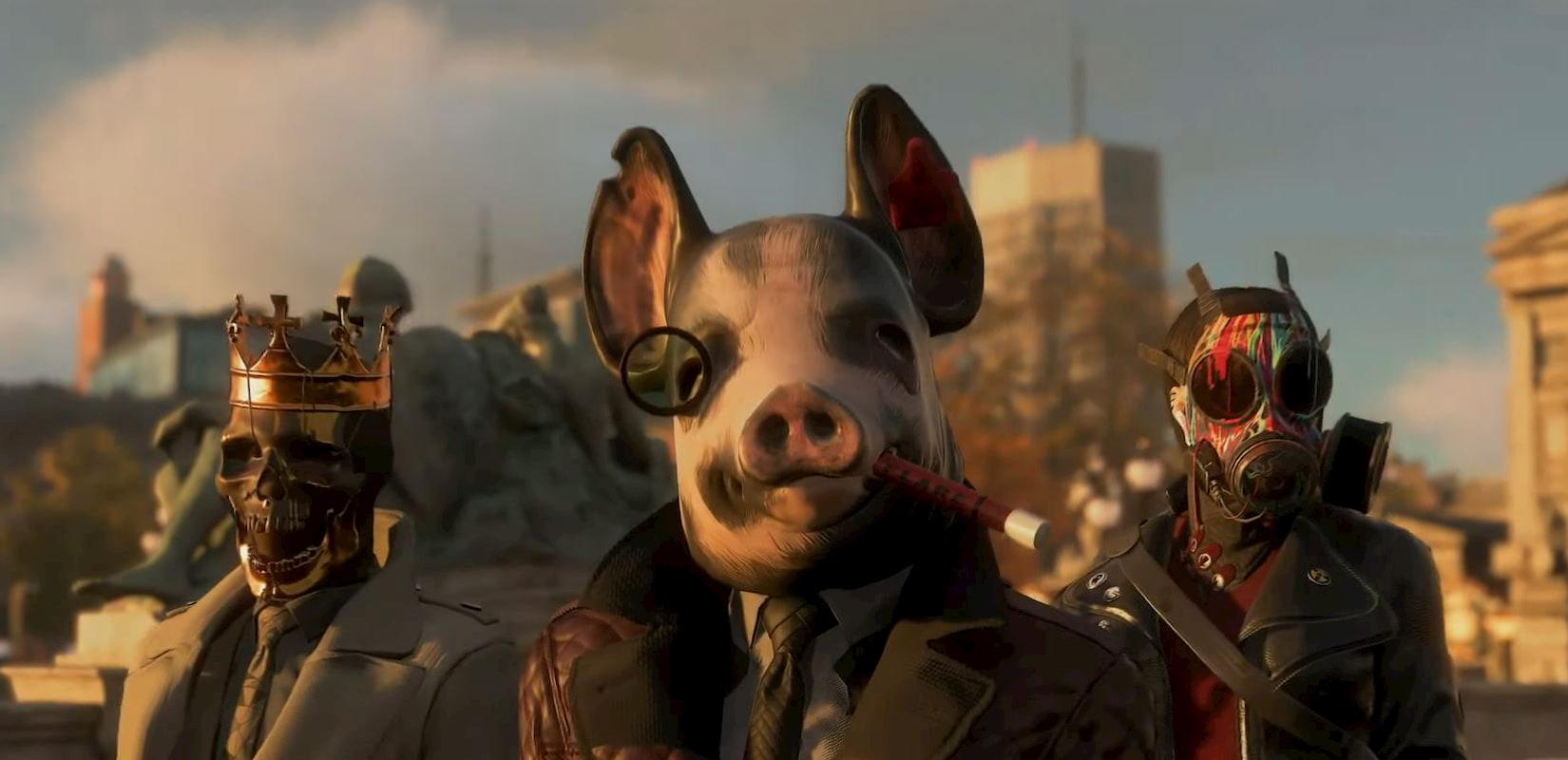 Watch Dogs Legion Lets You Play As Anyone You Want Slashgear