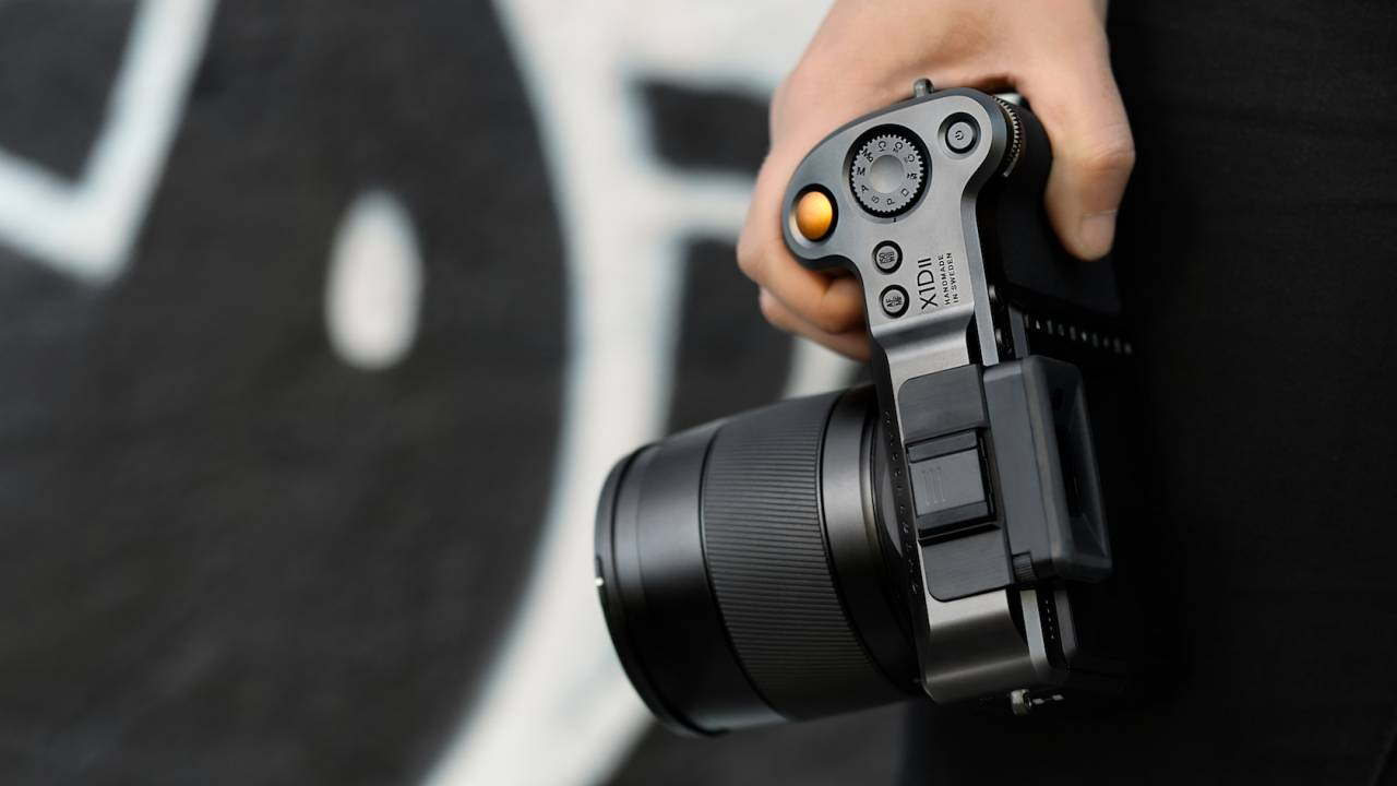 Hasselblad X1D II delivers cheaper, faster 50MP medium format camera
