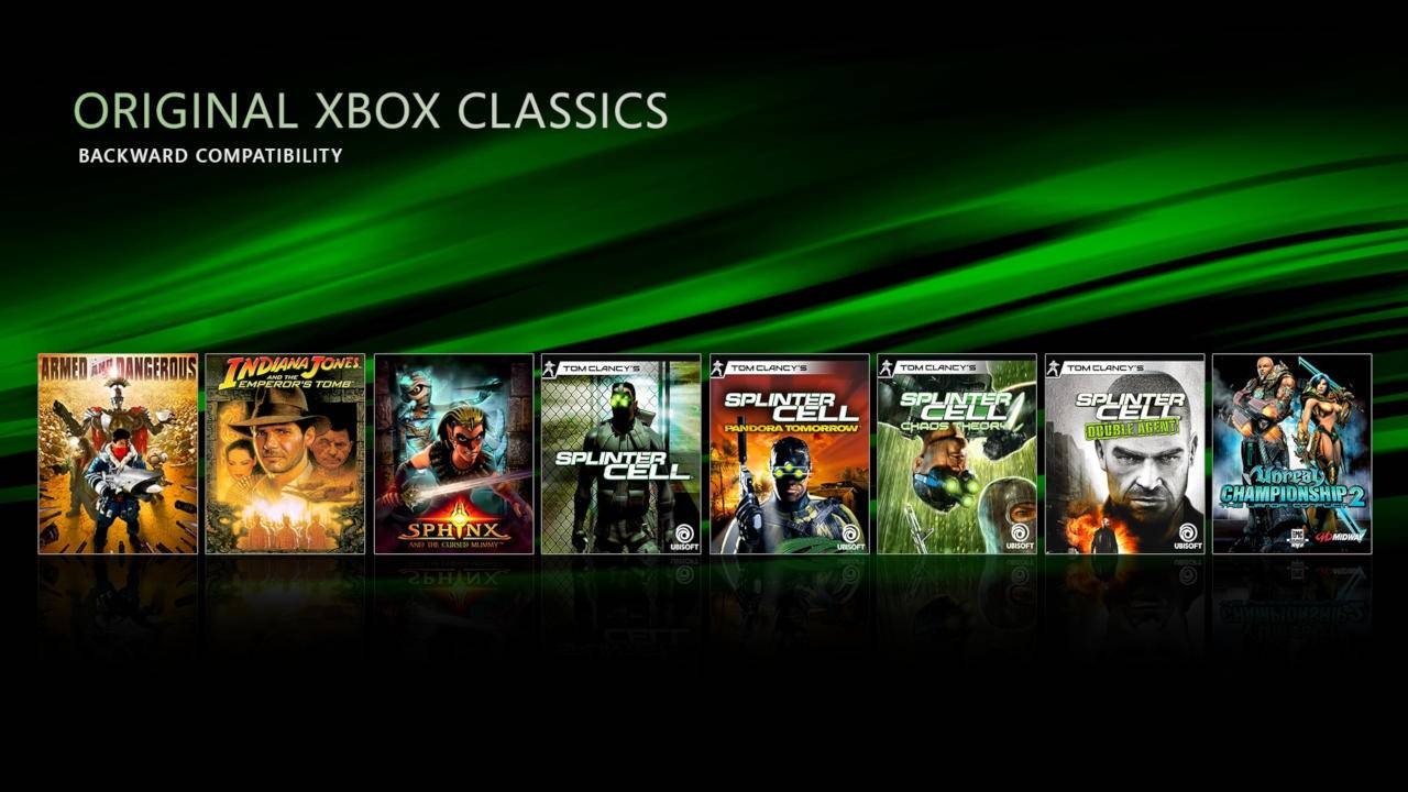 Xbox Backward Compatibility adds last games as work on Scarlett begins