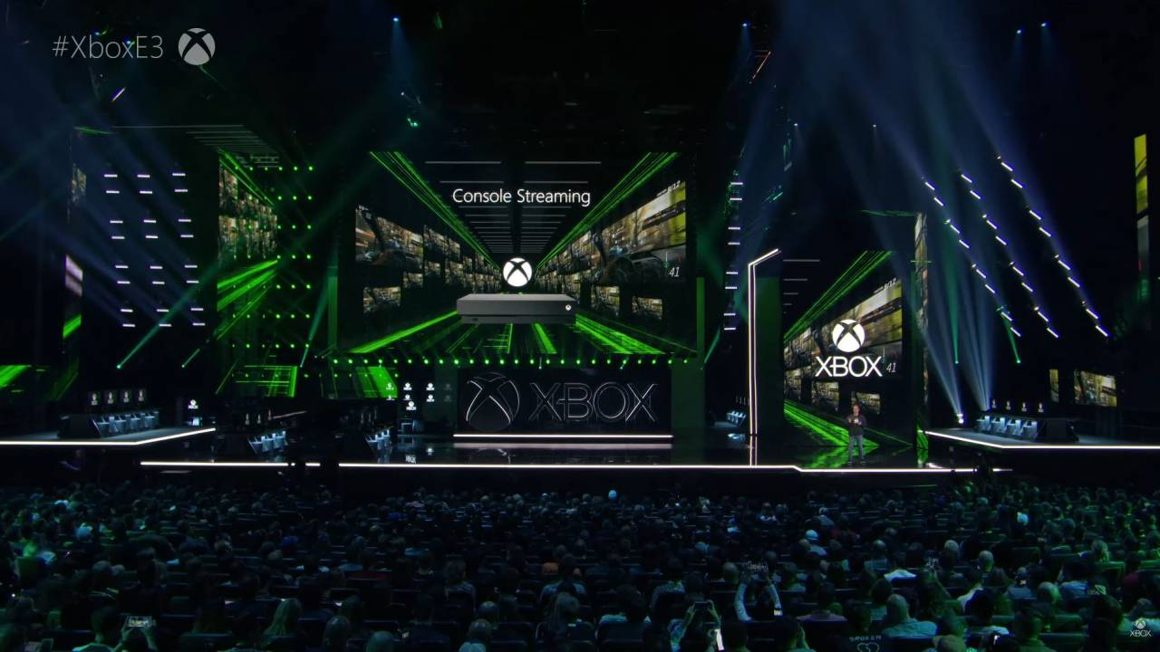 Xbox One game streaming goes live in October