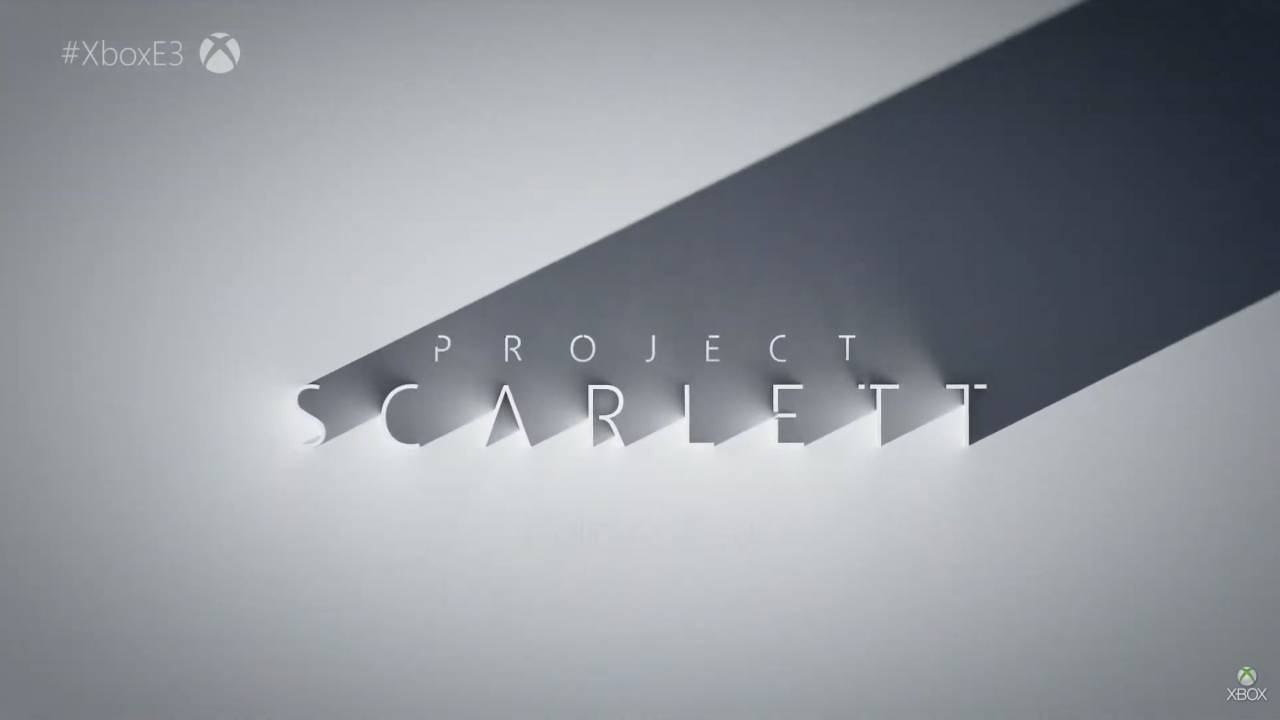 Xbox Project Scarlett next-gen revealed for 2020 with Halo Infinite