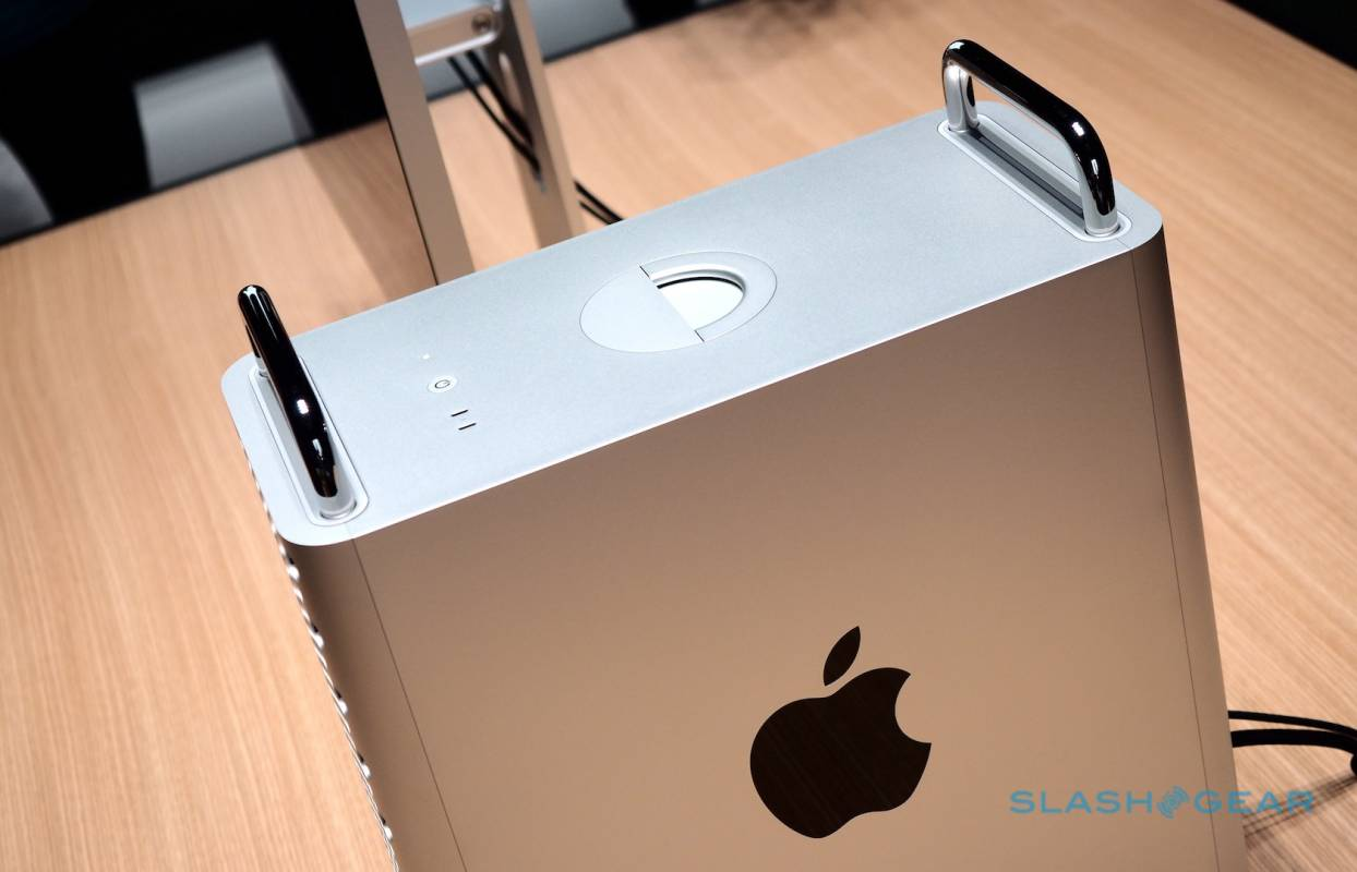 New Mac Pro first look: Be careful what you wish for - SlashGear