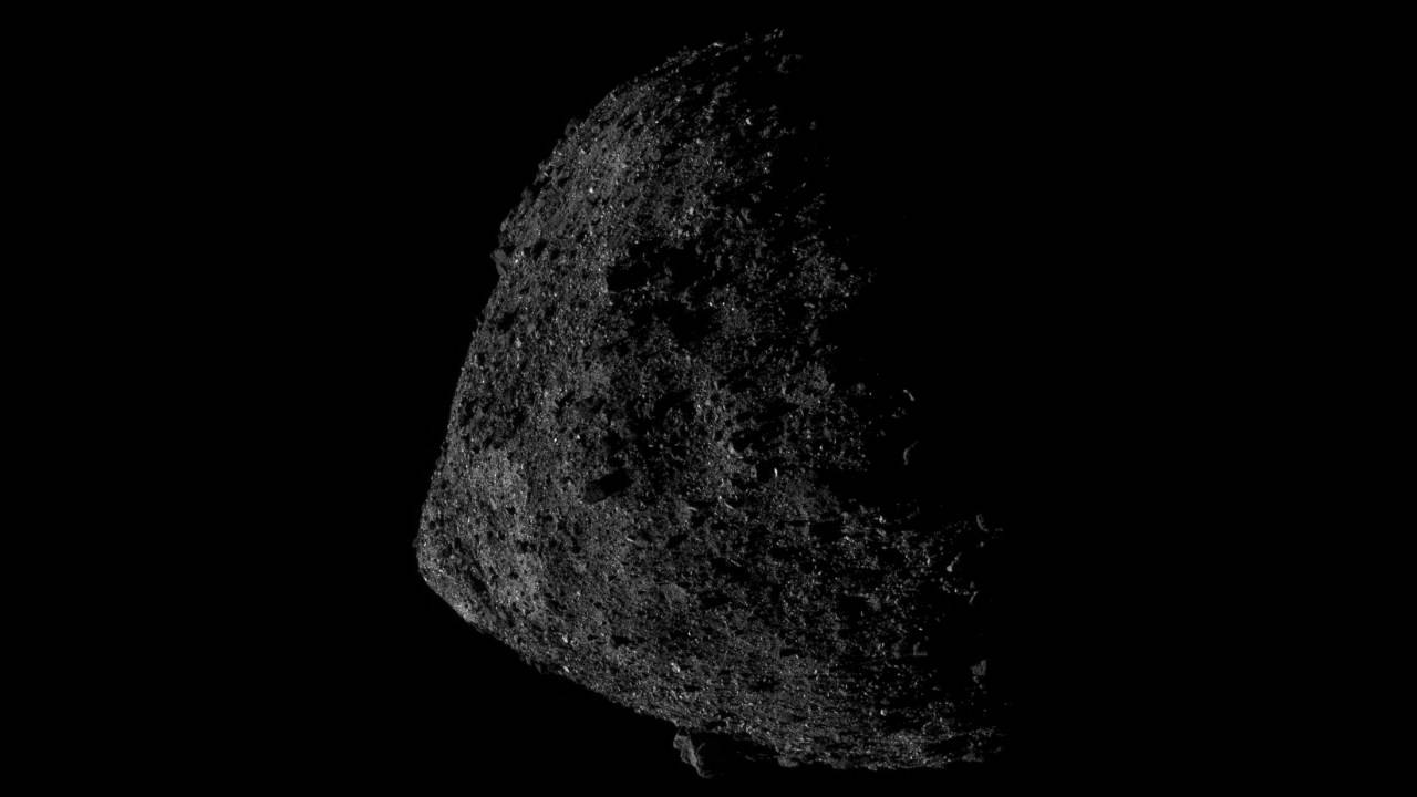 NASA shares stunning asteroid image from record-breaking orbit