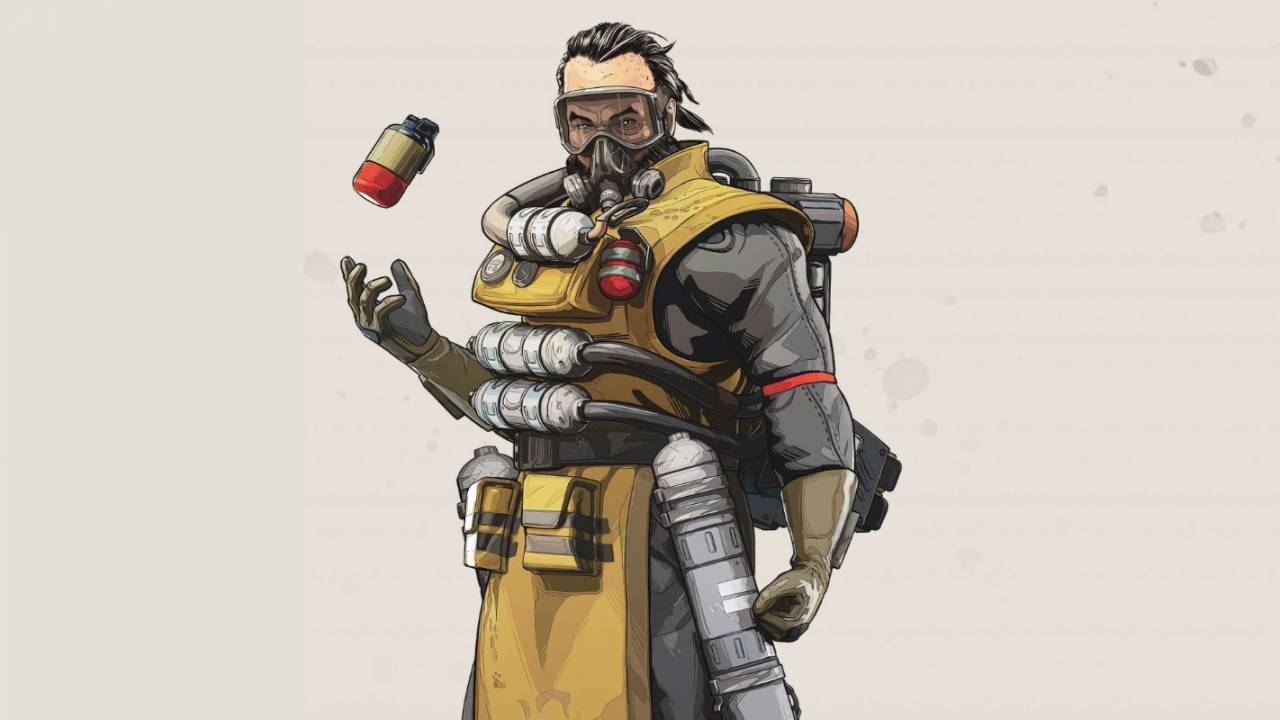 Apex Legends update fixes two Caustic Nox Gas Trap bugs