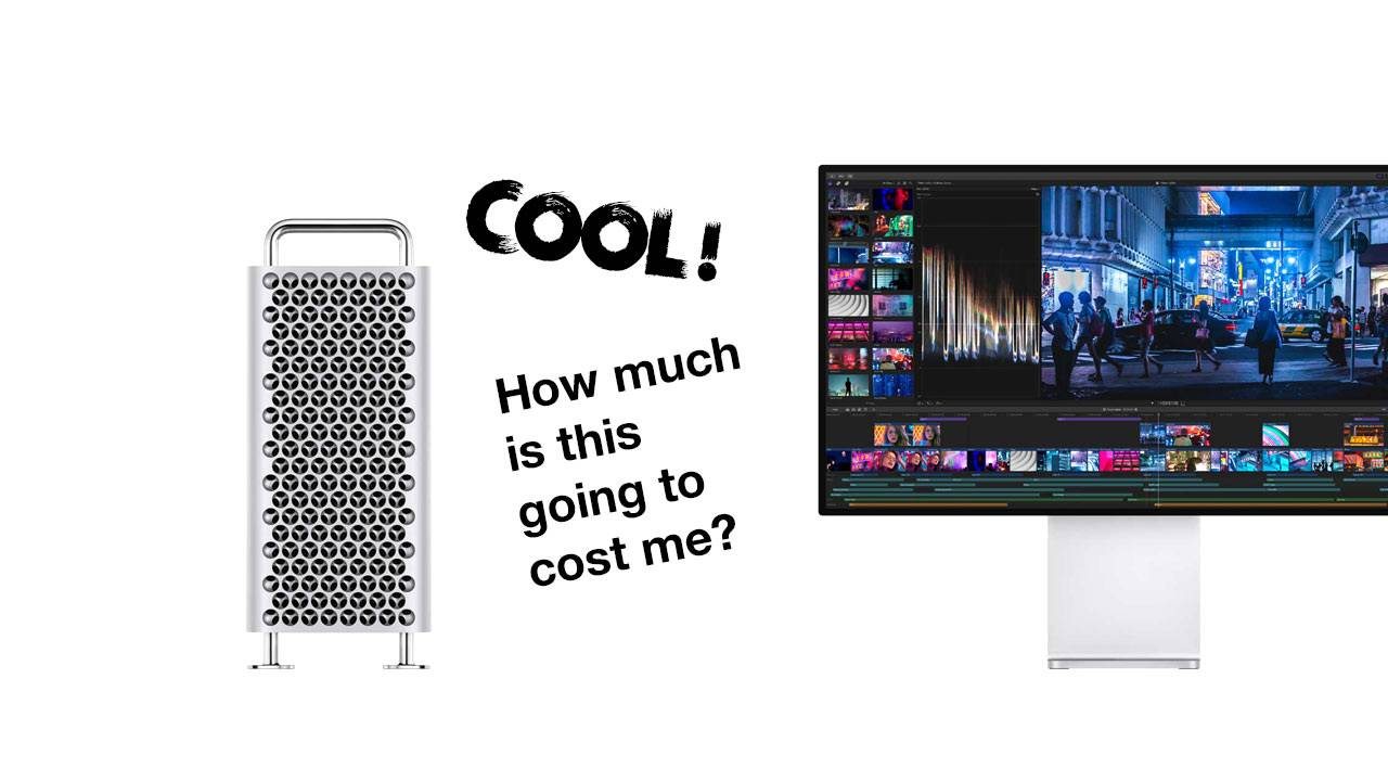 Mac Pro and Apple Pro Display XDR prices and 2019 release dates