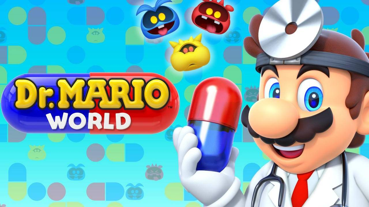 Dr. Mario World mobile launch date revealed, pre-registration begins