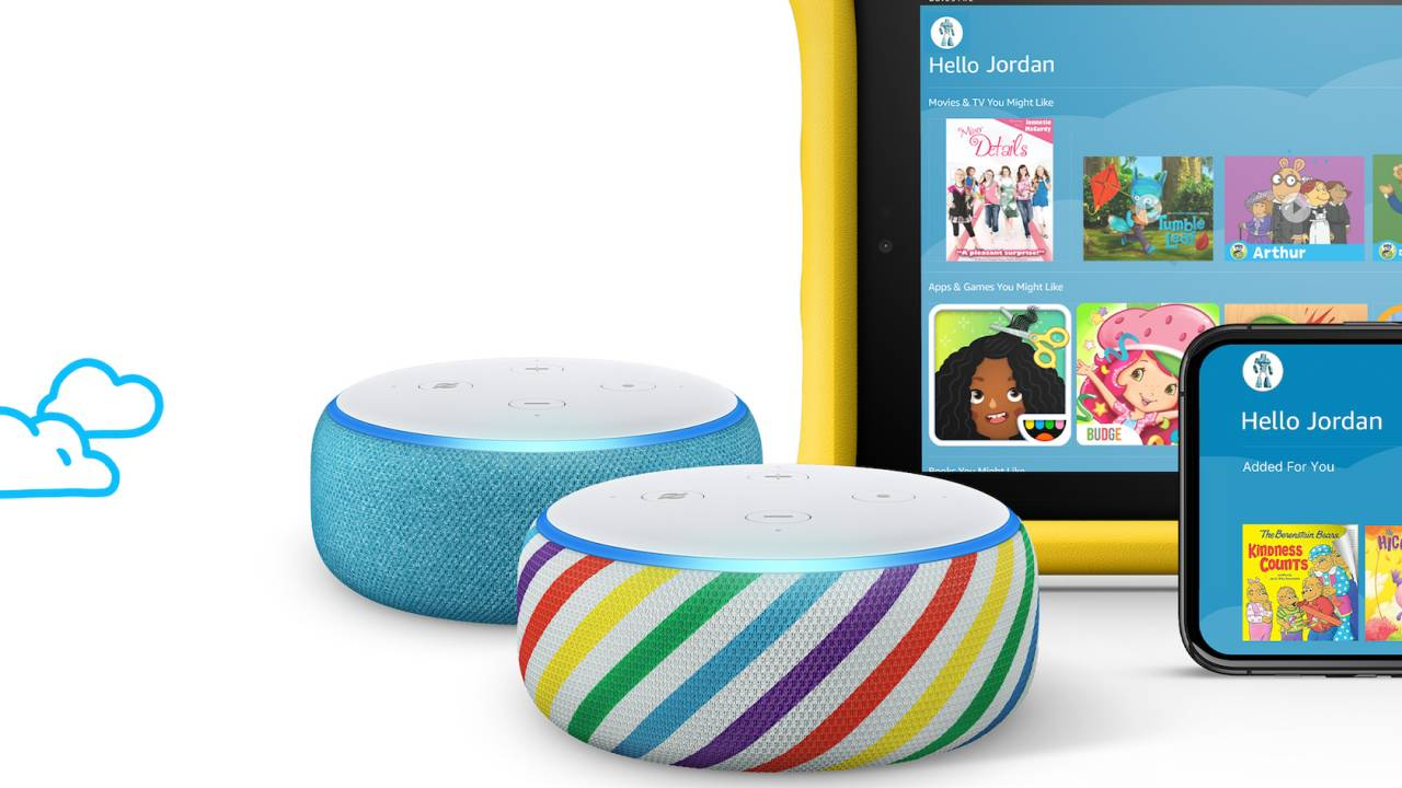Echo Dot Kids Edition gets an upgrade: Louder Alexa, smarter skills