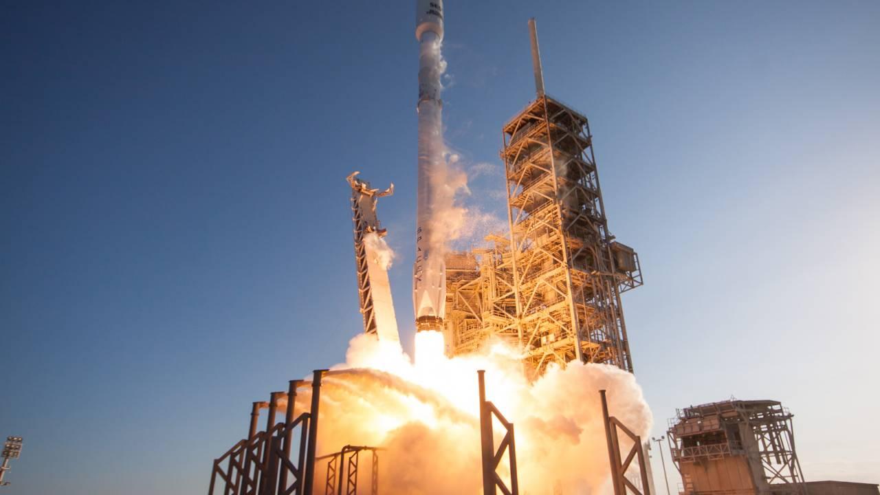 NASA has big plans for this green rocket fuel