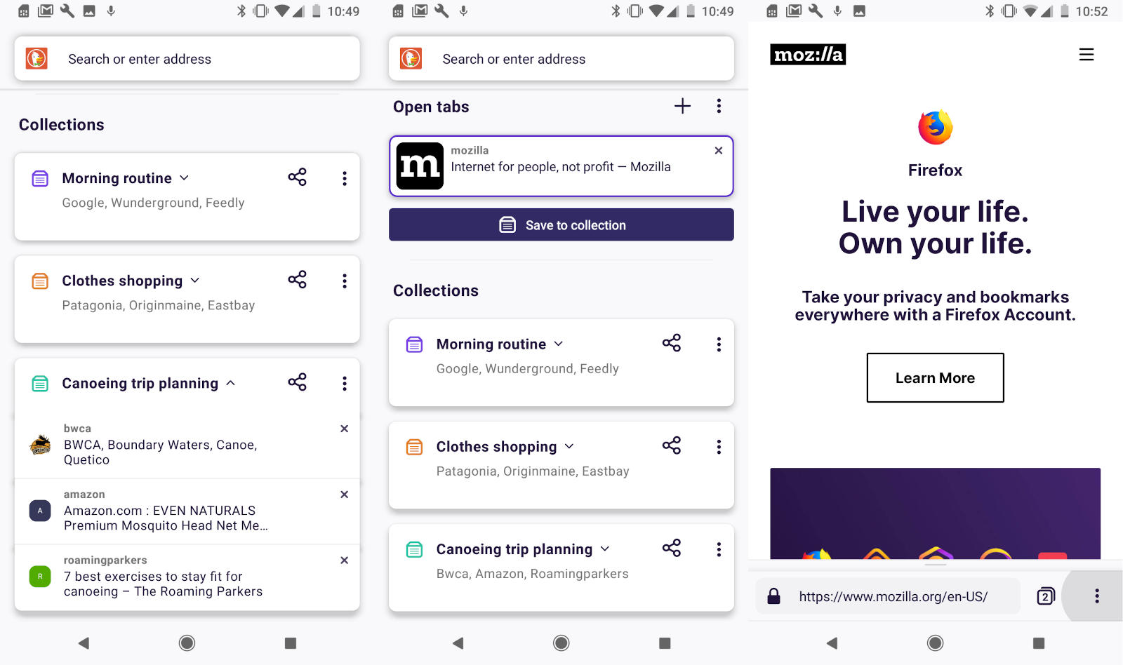 Firefox Preview for Android marks the browser's transition